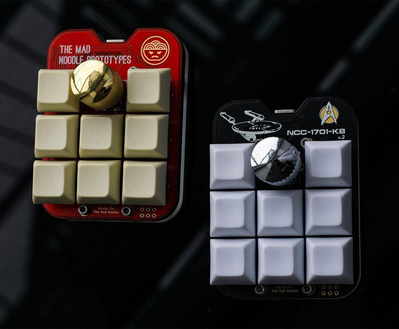 Noodle Pad v1.0 Keyboard