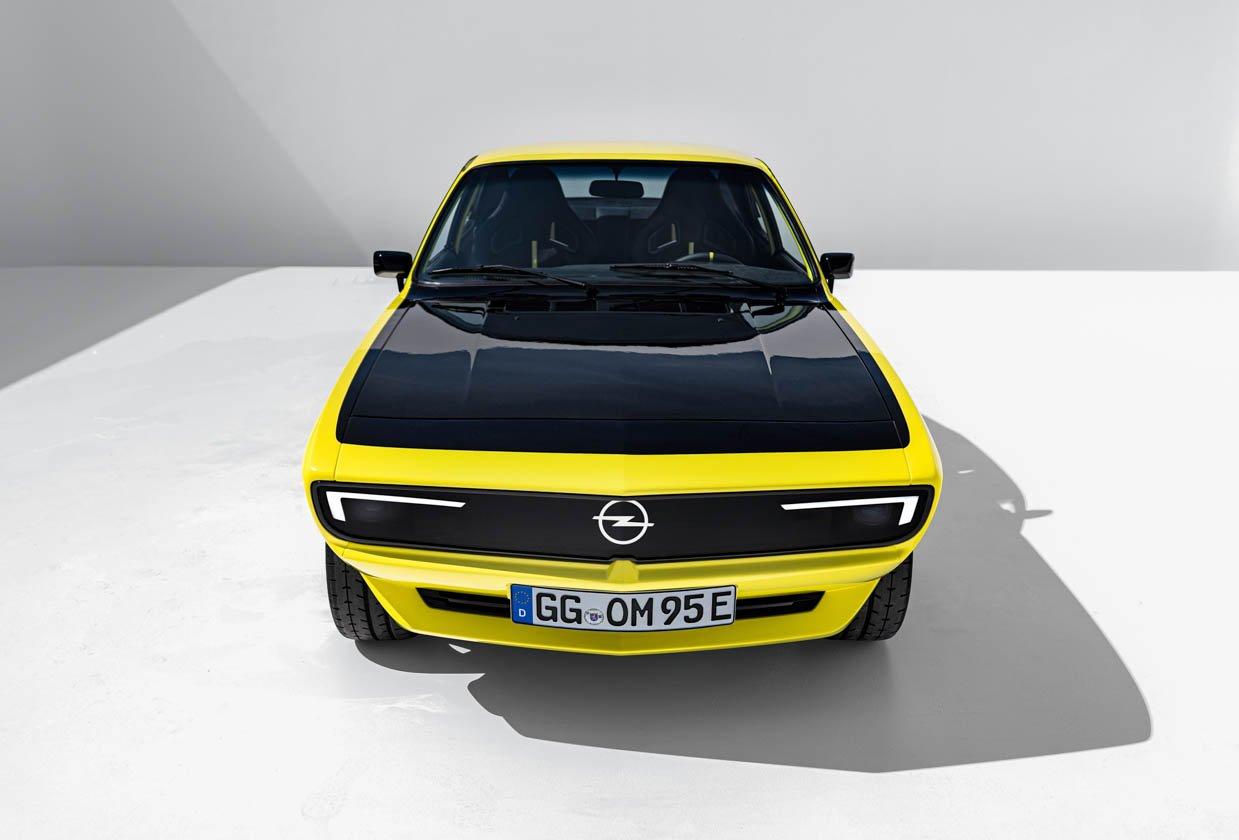 Opel Manta GSe ElektroMOD Concept