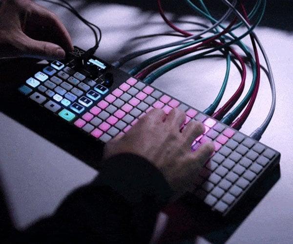 OXI ONE MIDI + CV Sequencer