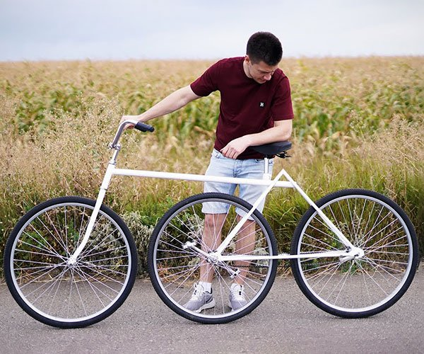 How to Make a Tricycle