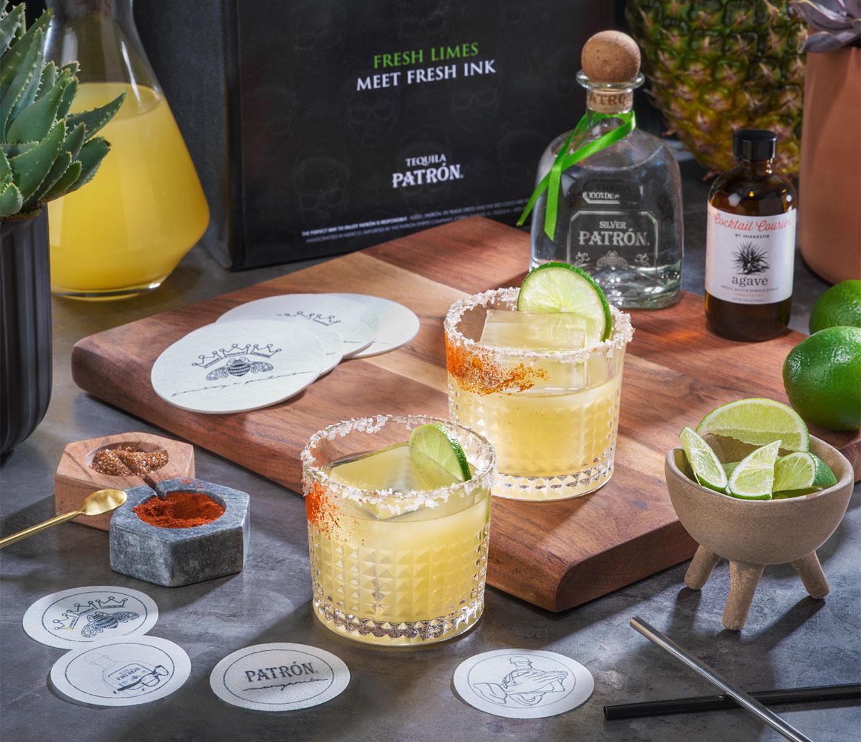 Patrón x JonBoy Margarita Collection