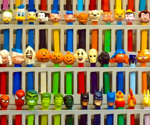 A Brief History of PEZ