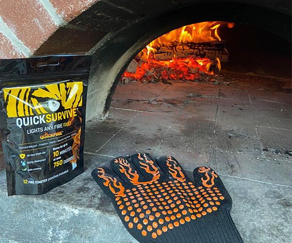 QuickSurvive Grill Master Bundle