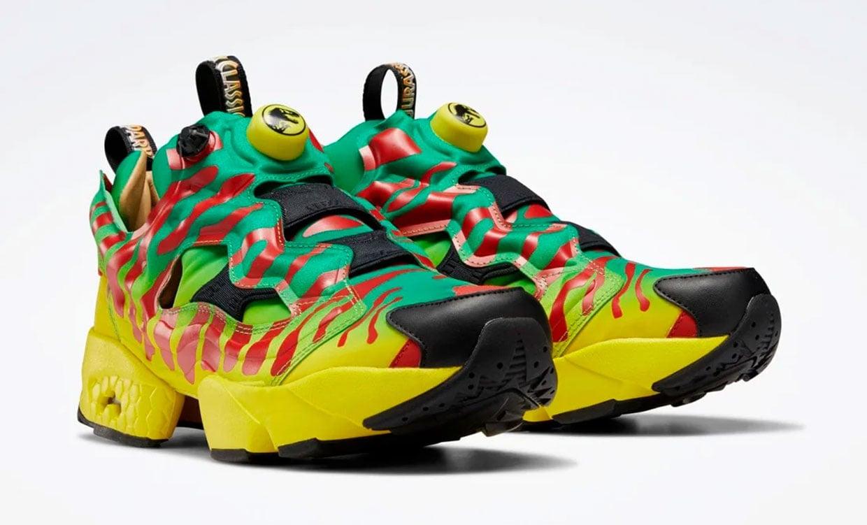 Jurassic Park x Reebok Instapump Fury Sneakers