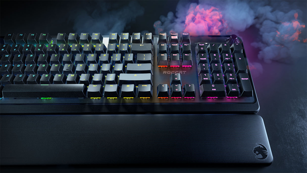 Roccat Pyro Mechanical Keyboard