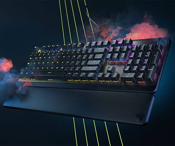 Roccat Pyro Mechanical Keyboard