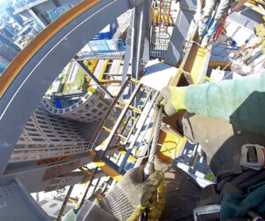 Ironworker High-Rise POV
