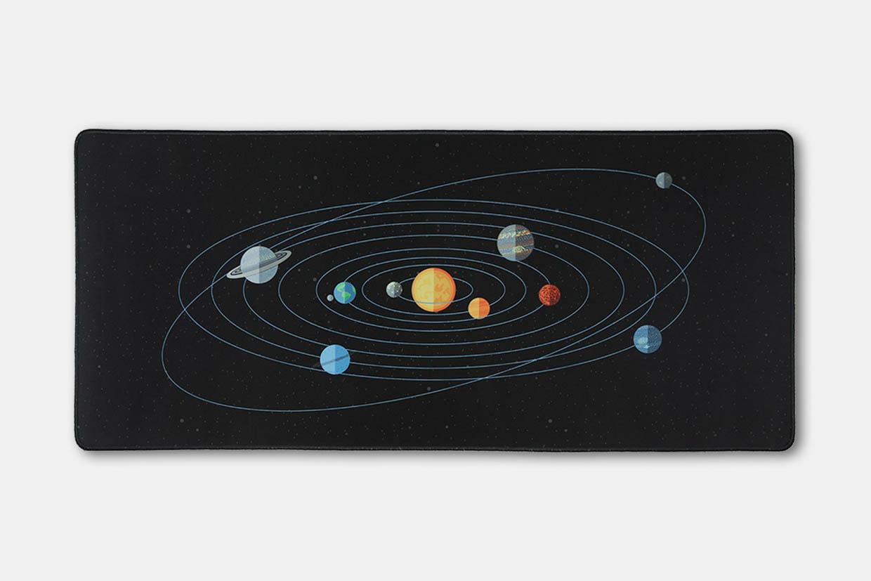 Solar System Desk Mats