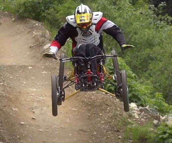 4-Wheel Mountain Biking