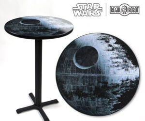 Star Wars Cafe Tables