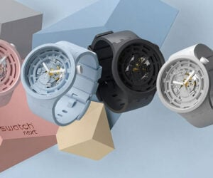 Swatch Bio-Ceramic Watches