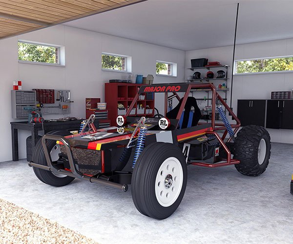 Wild One MAX Supersize R/C Car