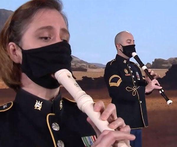 The U.S. Army Band: The Mandalorian