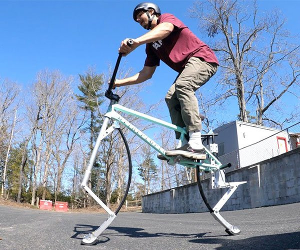 The Pogo Bicycle