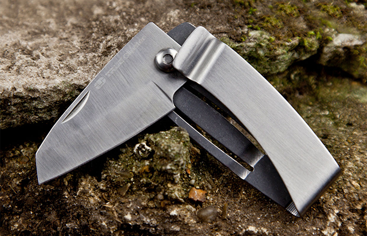 True Utility Clipster Knife