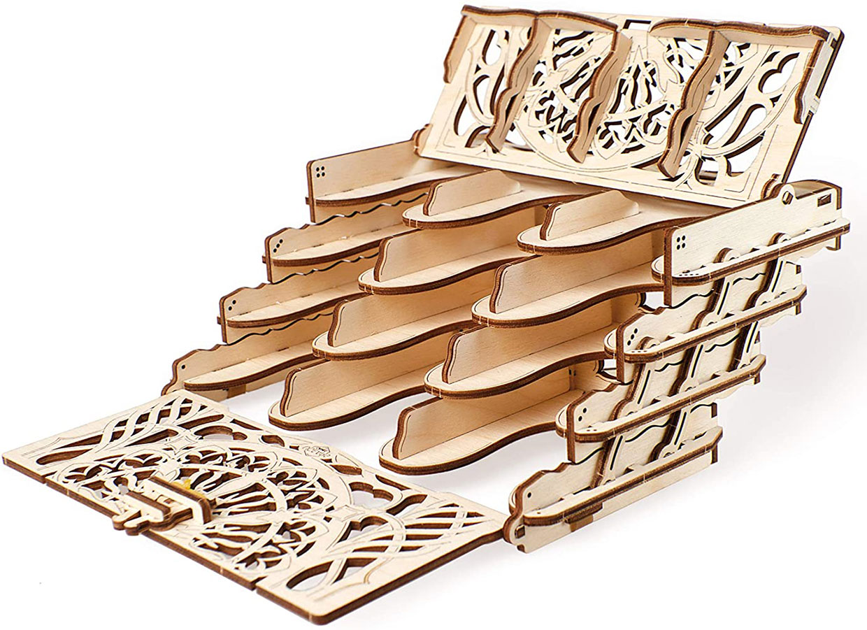 UGears Playing Card Deck Holder