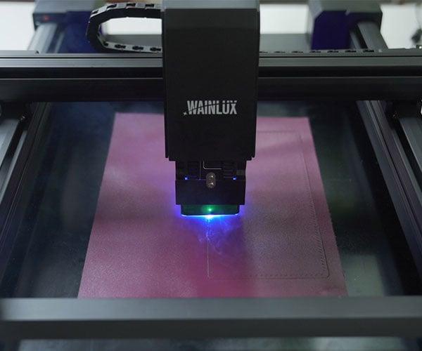Wainlux L3 Desktop Laser Cutter + Engraver
