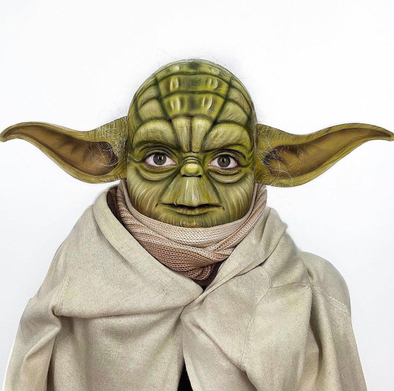 Becoming Yoda