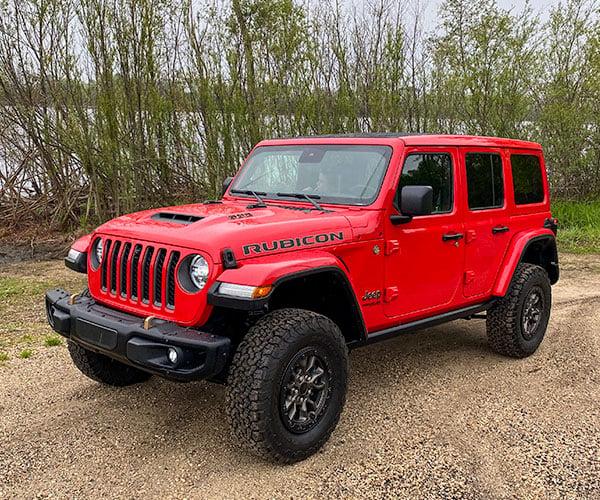 Driven: 2021 Jeep Wrangler Rubicon Unlimited 392
