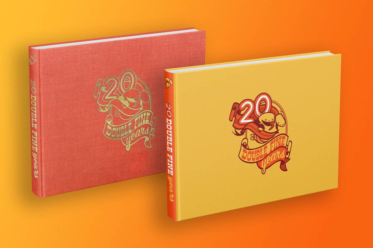 20 Double Fine Years