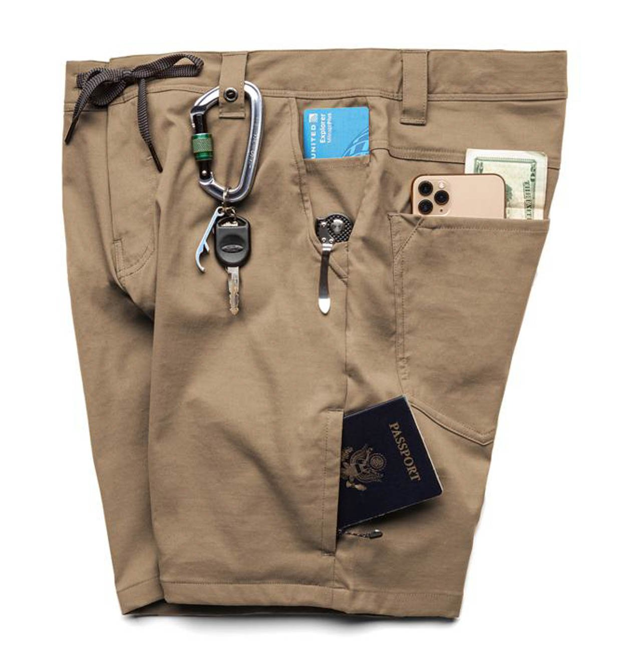 686 Everywhere Hybrid Shorts