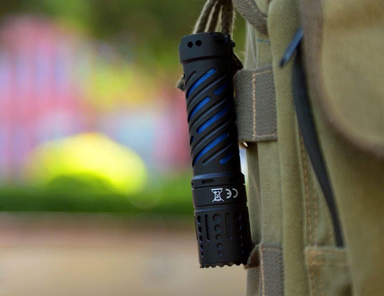 Acebeam E-70 AL Flashlight