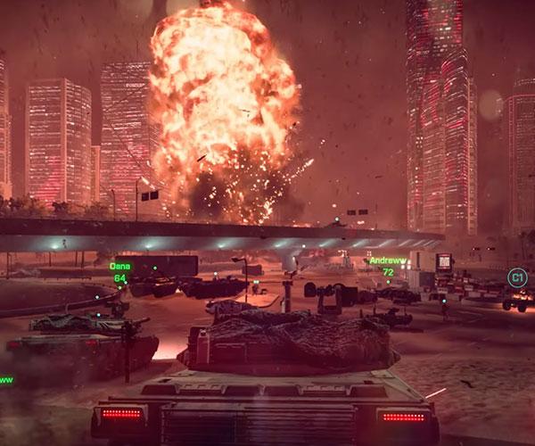 Battlefield 2042 (Gameplay)