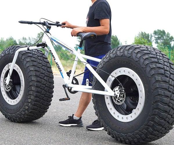 Bigfoot Fat-Tire Bike