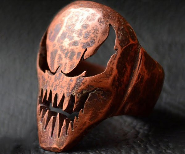 Copper Nozzle Carnage Ring