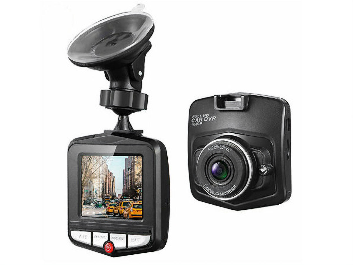 Ucam DashCam Car Safety Camera