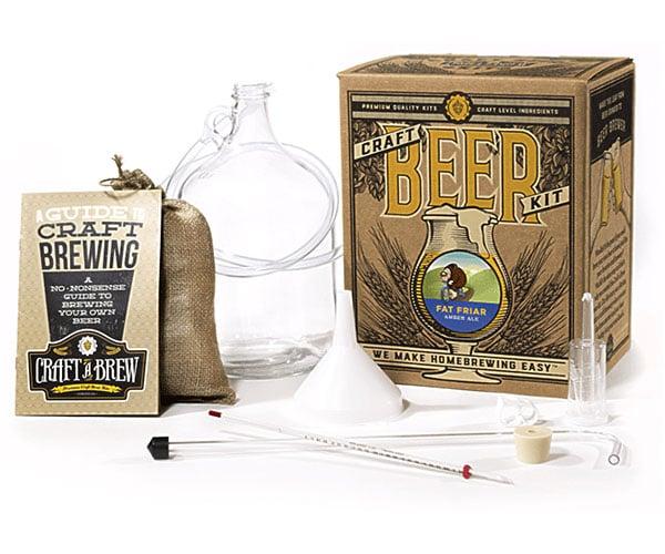 Craft Beer Homebrewing Kit
