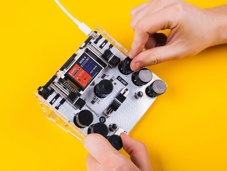 Jay-D DIY DJ Mix Table