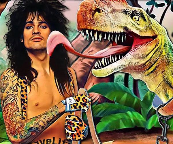 DJ Cummerbund: Dr. Dinosaur