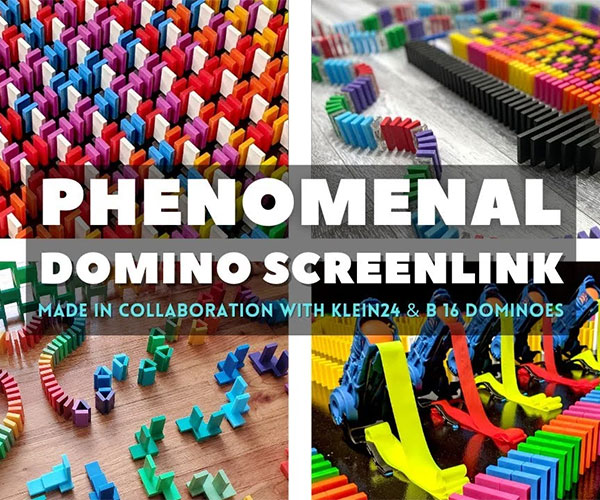 The Perfect Domino Screenlink