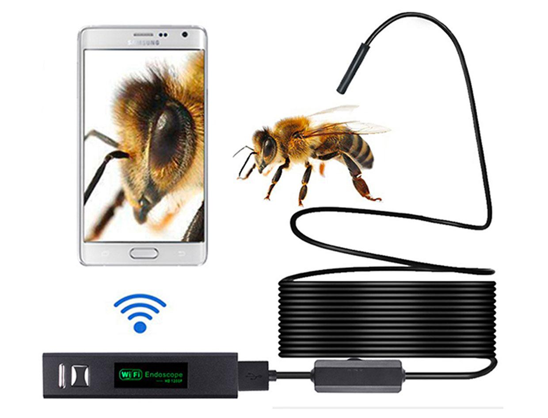 Wireless HD Endoscope Camera