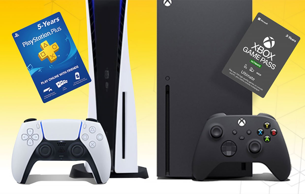 Win a $5000+ Game System Bundle