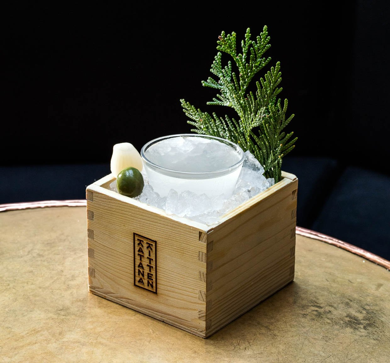 The Japanese Art of the Cocktail
