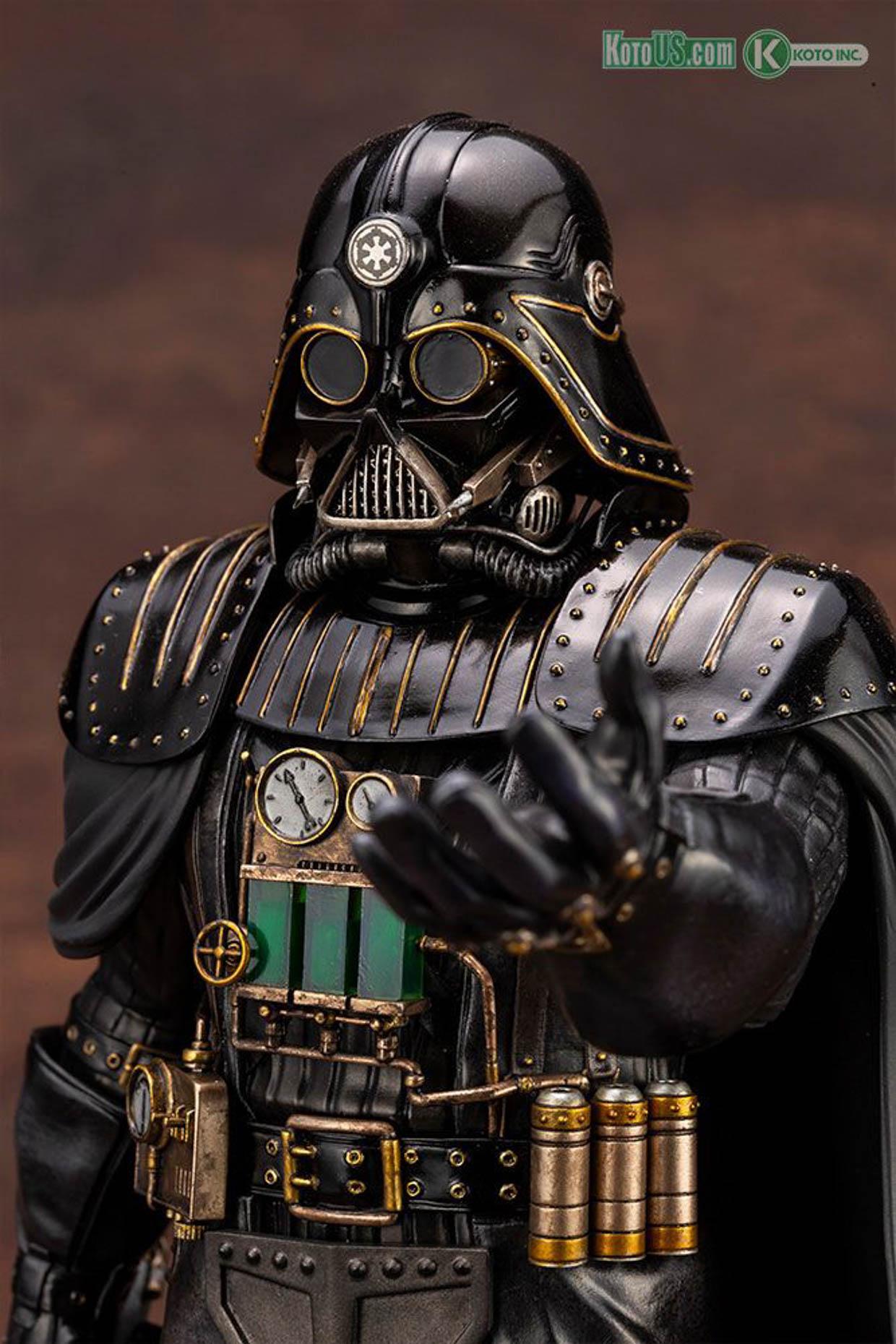 Kotobukiya Darth Vader Industrial Empire Edition