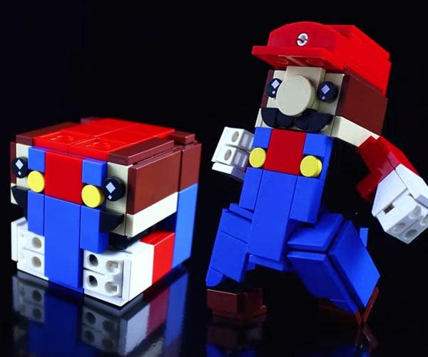LEGO CUBE-ROBO Series