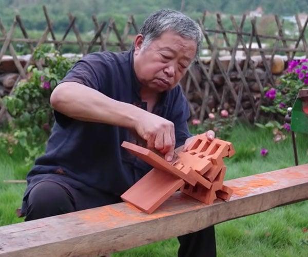 Making a Luban Stool
