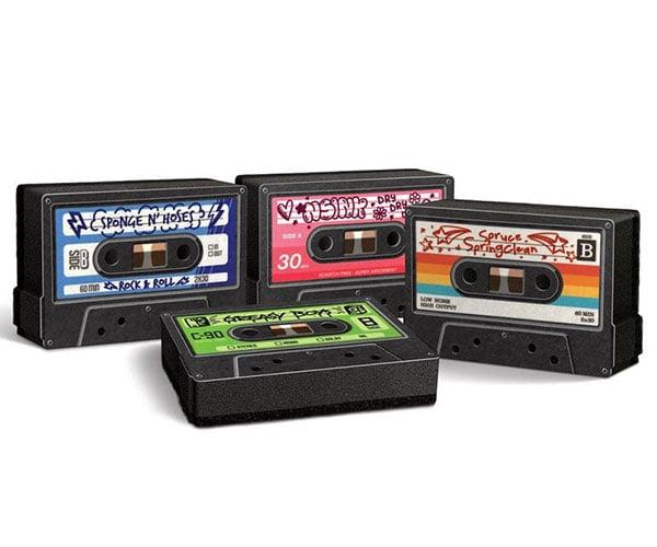 Mix Tape Sponges