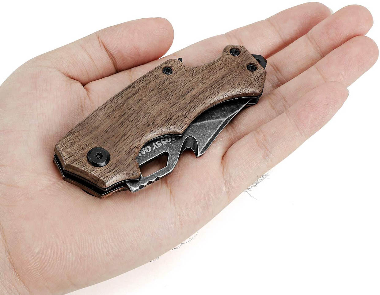 Mossy Oak Mini Folding Knife