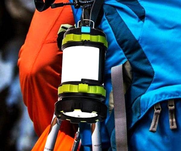 Multifunction LED Camping Lantern
