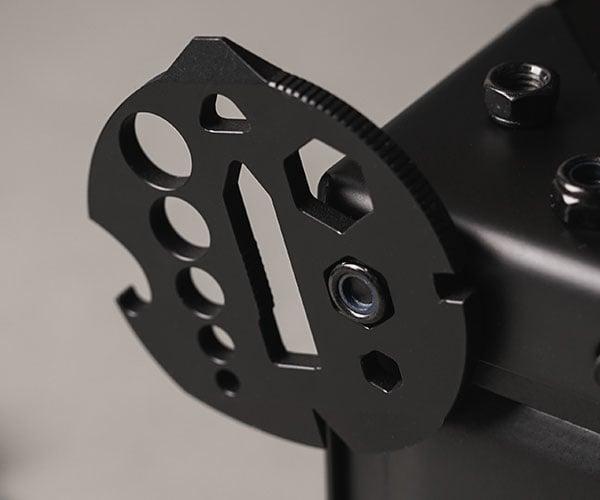 Multigear Titanium Utility Tool