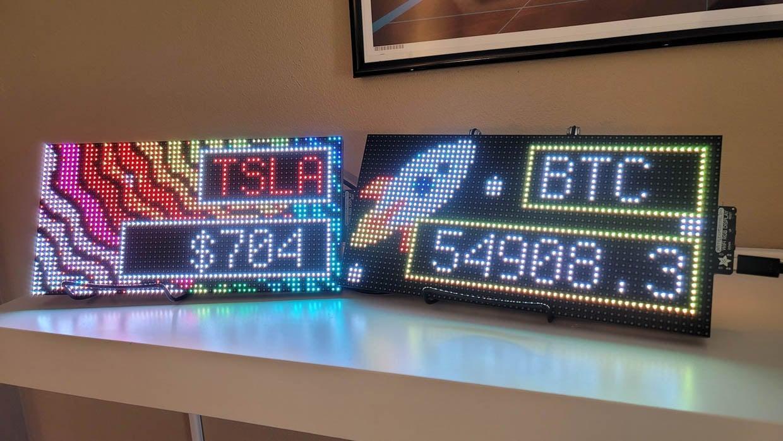Neutronshop LED Pixel Displays