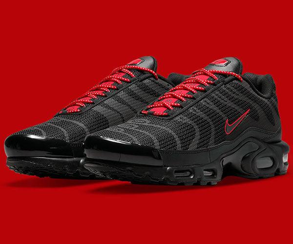 Nike Air Max Plus Black Reflective