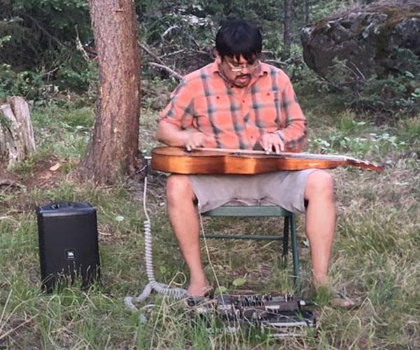 Nirvana on Slide Guitar