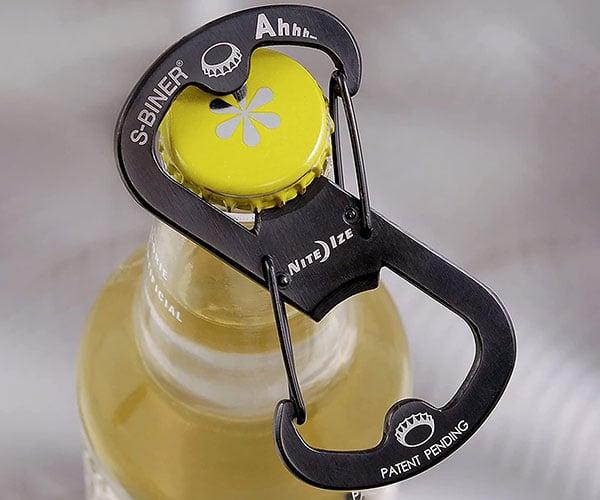 S-Biner Ahhh Bottle Opener Carabiner