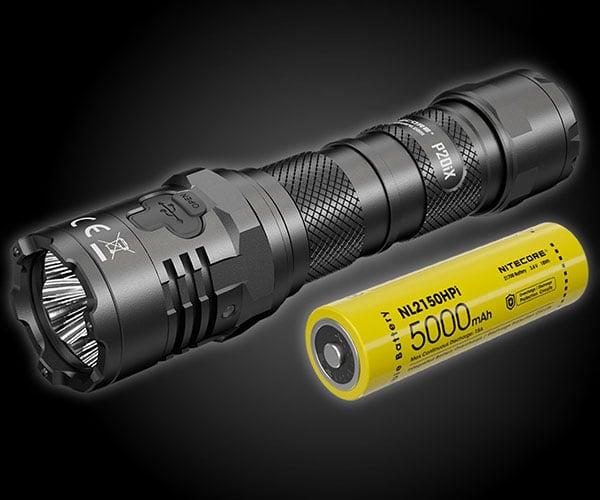 Nitecore P20iX Flashlight