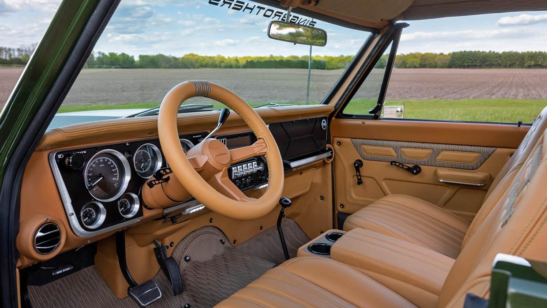 Ringbrothers 1970 Chevrolet K5 Blazer